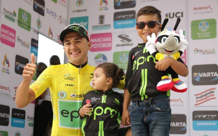 La Vuelta a Colombia empieza con una contrarreloj por equipos