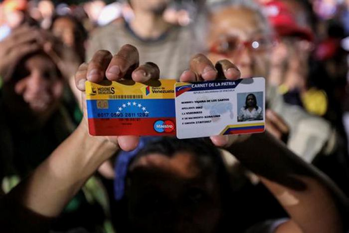 CNE rechazó declaraciones de Smartmatic sobre resultados de la Constituyente