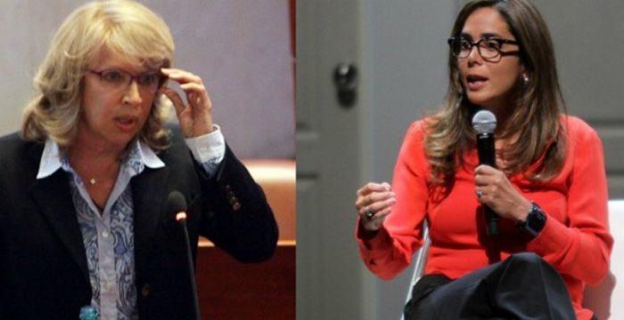 A interrogatorio exministras Gina Parody y Cecilia Álvarez, por caso Odebrecht