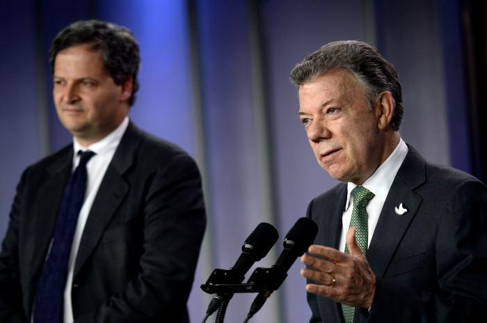 Juan Manuel Santos nombró cambios en cuatro ministerios de su gabinete