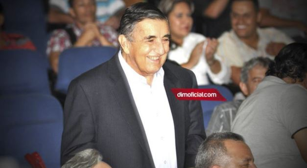 Falleció Javier Velásquez, directivo con el que el DIM fue campeón