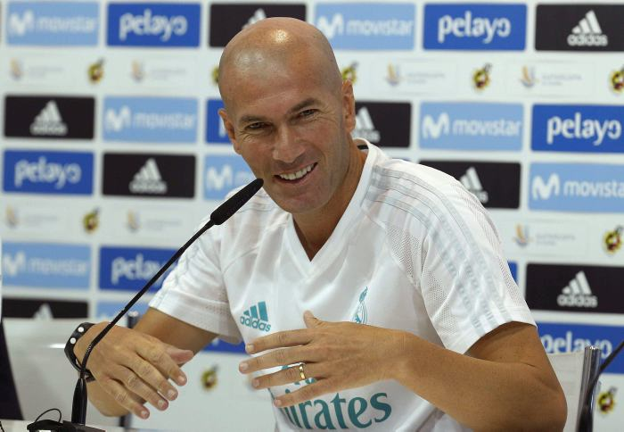 Zidane confirma la noticia de AS: Renueva hasta 2020