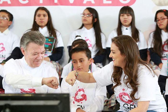 547cde74b7 Colombia activa su  Gen Ciudadano !