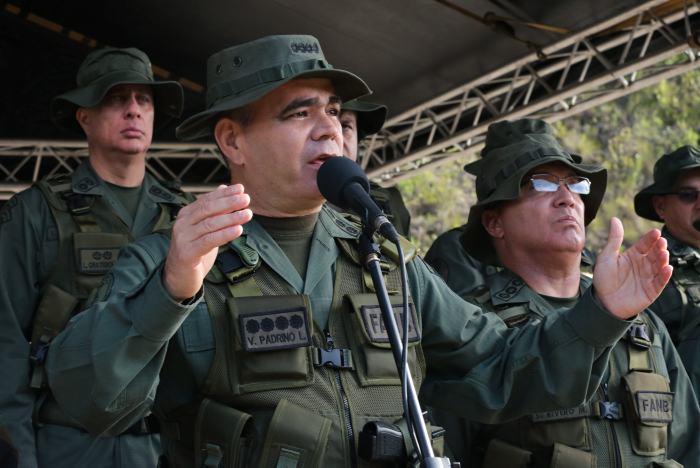 Padrino López solicitará a la ANC debate sobre la defensa nacional #18Sep