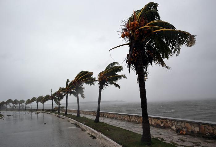 Huracán Irma deja al menos 10 muertos en Cuba