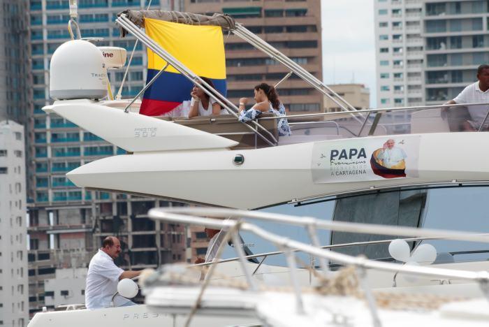 Papa Francisco promueve la reconciliación de Colombia