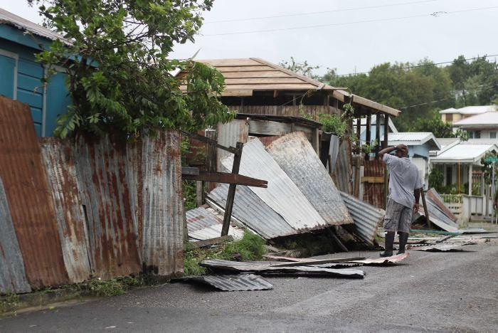 Huracán Irma: se perdió la comunicación con Barbuda y crece la preocupación