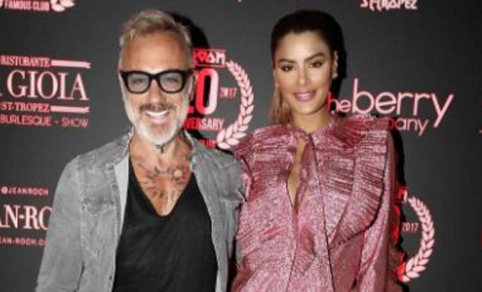 Gianluca Vacchi y Ariadna Gutiérrez callan los rumores con esta foto