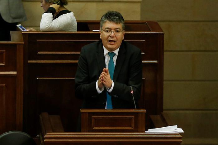 Mauricio Cárdenas ministro de Hacienda. / ARCHIVO