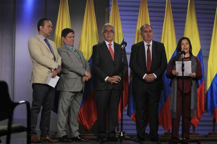 Gobierno buscará mayoría para la JEP — COLOMBIA