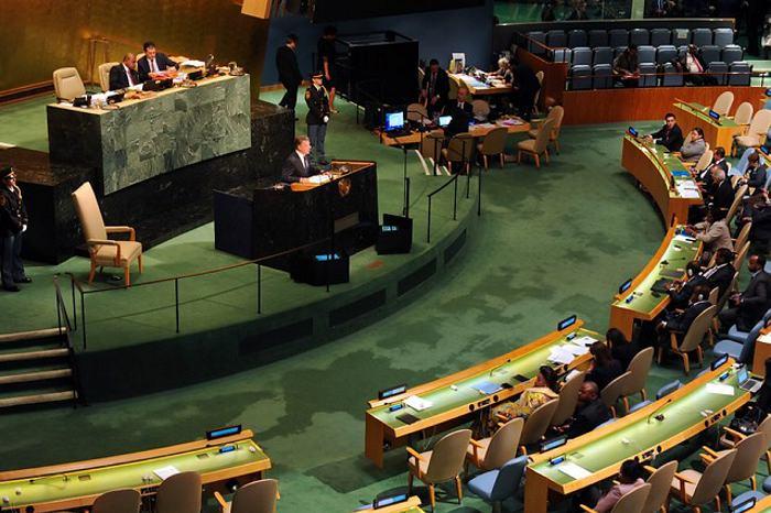 ONU apoya cese al fuego entre Gobierno colombiano y ELN