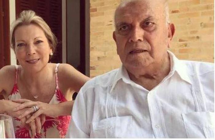 A los 94 años falleció Jorge Rodríguez, padre de la primera dama