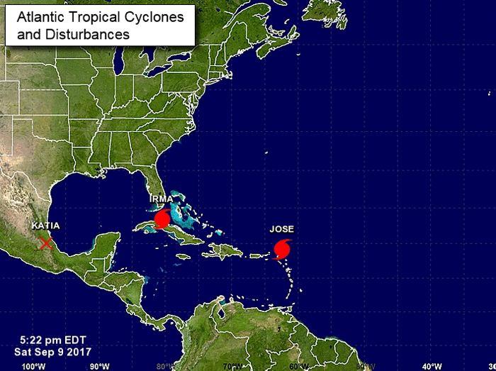 Huracán Irma se degrada a categoría 4, pero aún representa amenaza