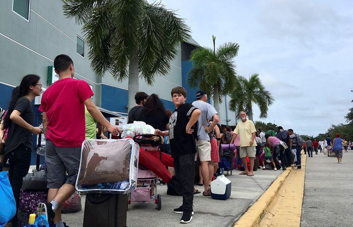 EN VIVO: seguí el paso del Huracán Irma