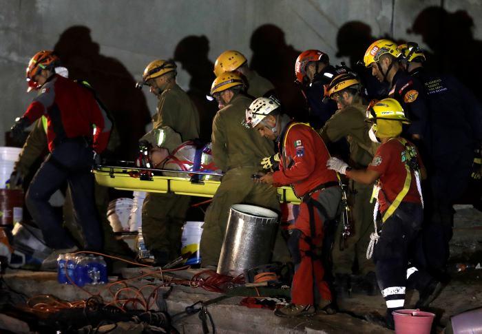 Peña Nieto: Autoridades evalúan daños por nuevo sismo en Oaxaca