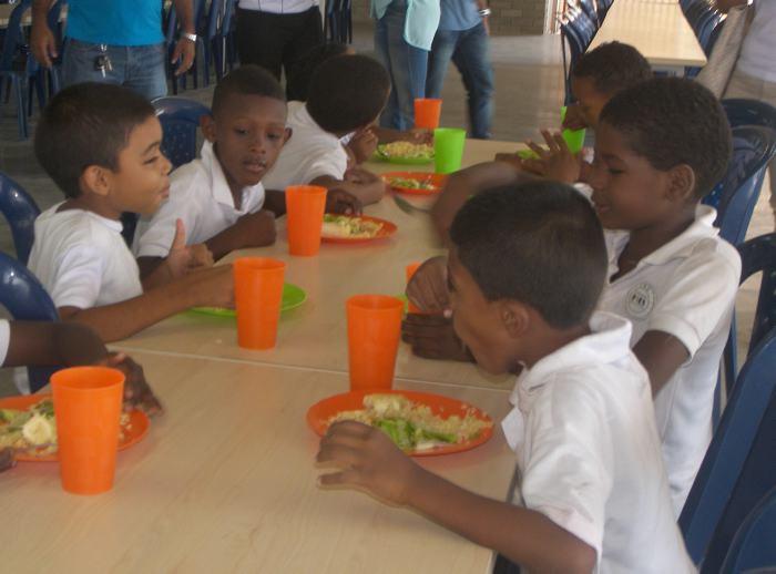 En Buenaventura se agotaron los recursos de la alimentación escolar