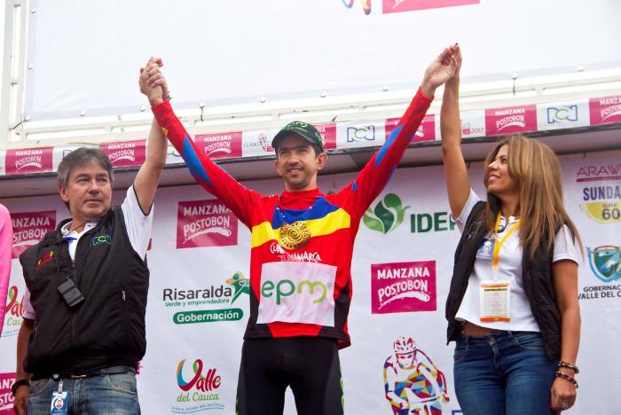 Juan Pablo Suárez, nuevo campeón del Clásico RCN