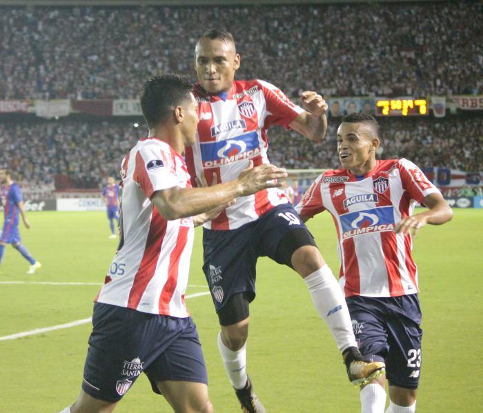 Junior venció a Patriotas y jugará la final de la Copa Colombia