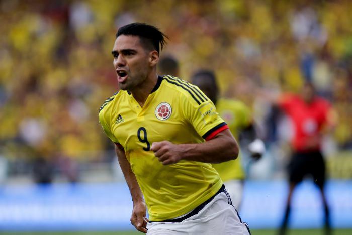 Falcao García agradece entre lágrimas su paso al Mundial de Rusia 2018