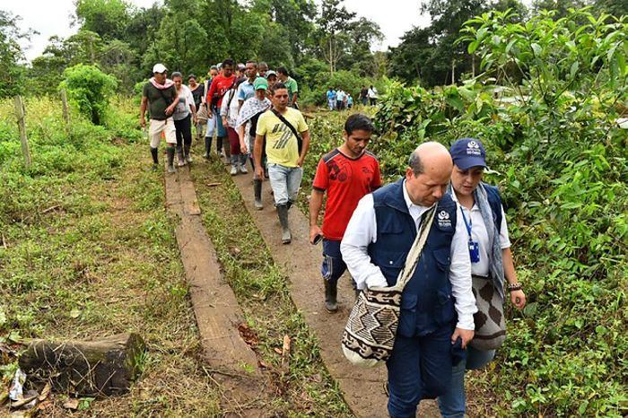 Defensoría Colombia señala a Policía como presunto autor de muertes en Tumaco