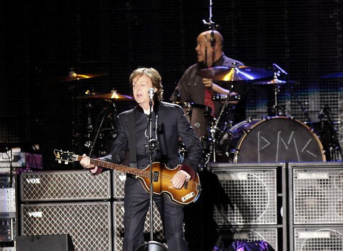 Suspendieron el concierto de Paul McCartney en Medellín