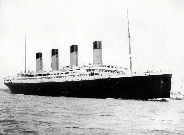 Venden carta de víctima del Titanic a precio histórico