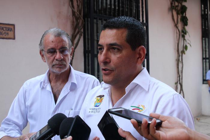 En medio de protestas, gobernadores de la Costa Caribe firmaron el RAP