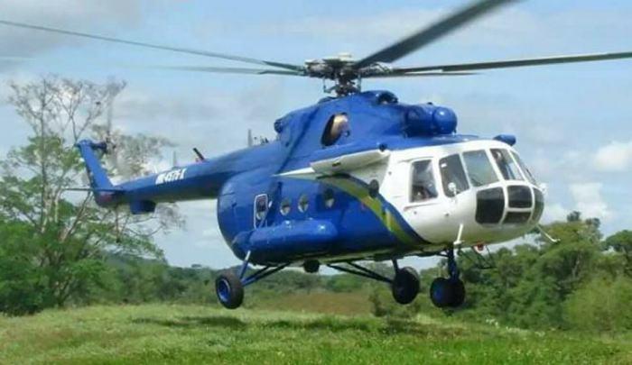 Atacado helicóptero en el Catatumbo en Norte de Santander
