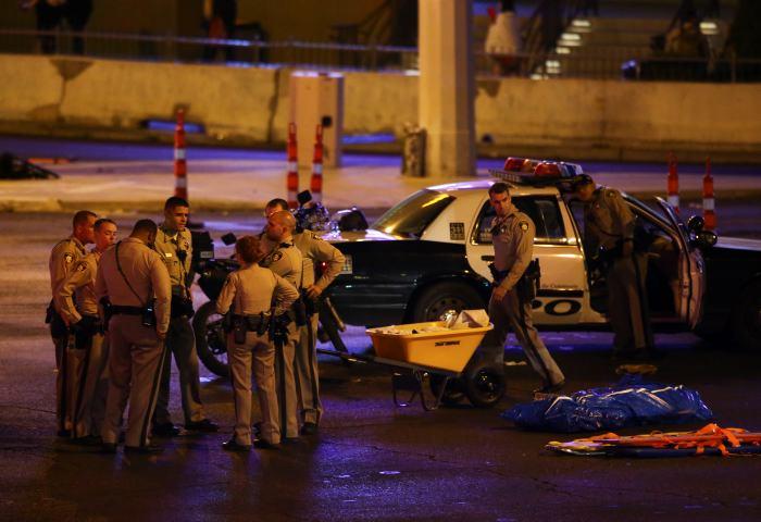 Tiroteo deja a más de 50 muertos — Las Vegas