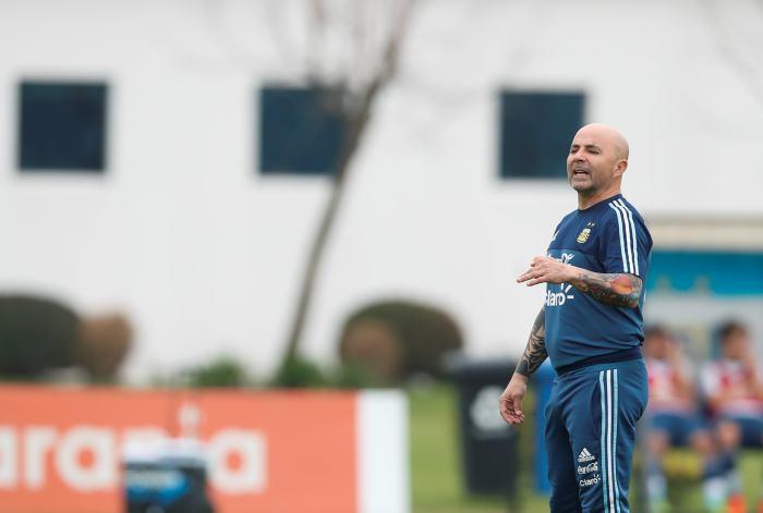 Messi, Mascherano, Biglia y Dybala, ausentes en primera práctica de Argentina