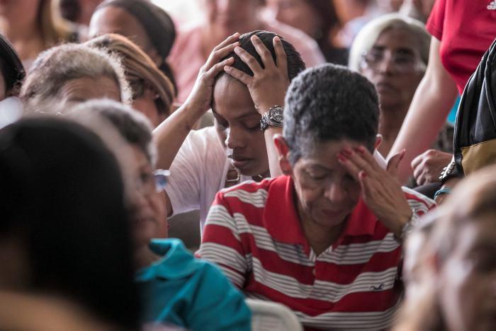 Resultado de imagen para venezuela oposicion derrotada