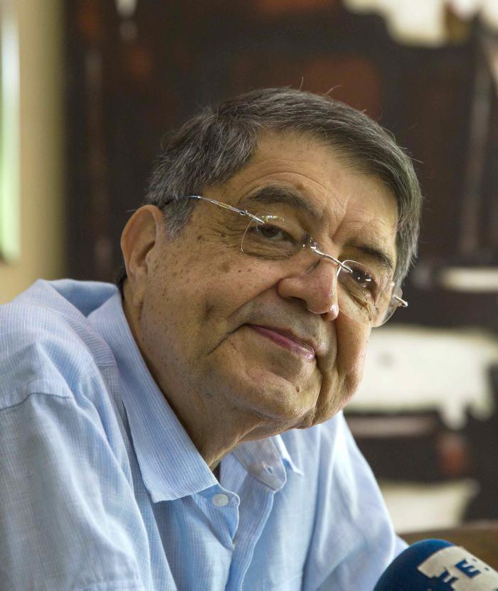 Escritor nicaragüense Sergio Ramírez gana el Premio de literatura Cervantes