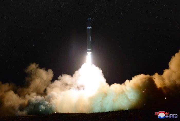 EEUU amenaza a Corea del Norte por acciones militares