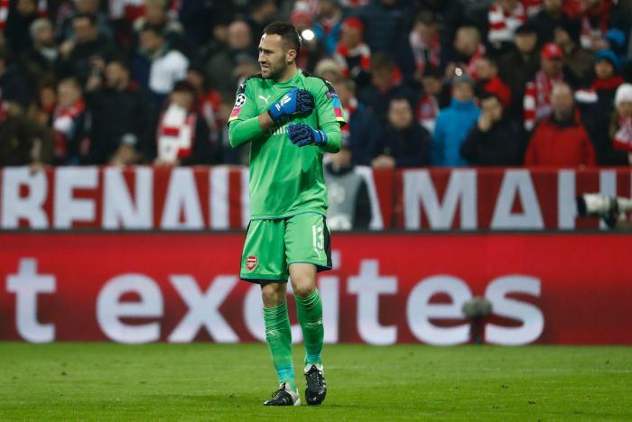 Ospina dejaría Arsenal para volver a Atlético Nacional, según prensa