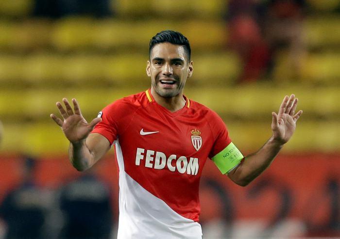 Falcao volvió a estar entre los convocados del AS Mónaco
