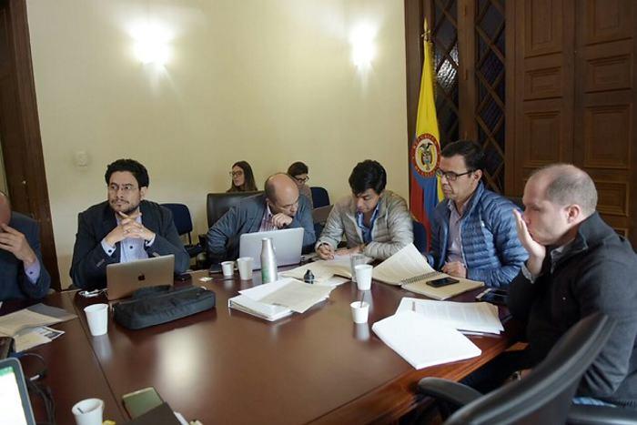 Senado continúa el debate para la aplicación de la JEP