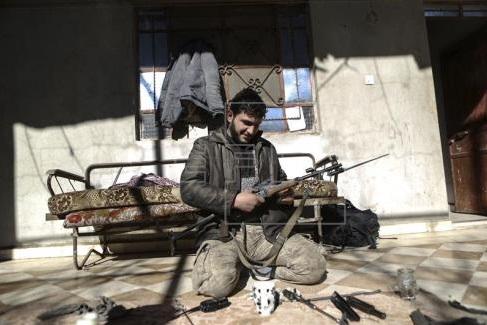 Bombardeos rusos en Siria dejaron 34 civiles muertos