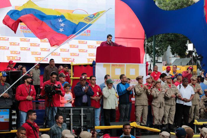 Venezuela entró en default parcial de su deuda
