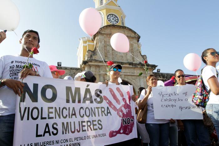 Resultado de imagen para Gran Marcha para Rechazar la Violencia contra las Mujeres y niñas