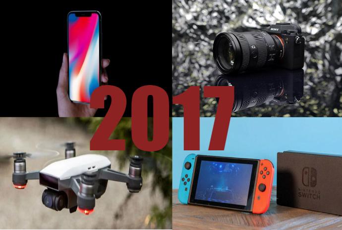 5 nuevos inventos tecnologicos 2017