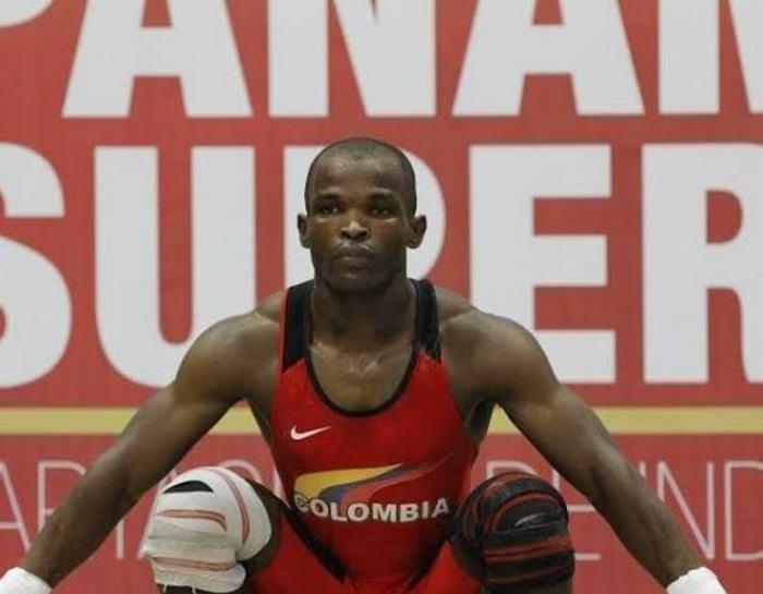 Pesista olímpico Edwin Mosquera Roa fue asesinado