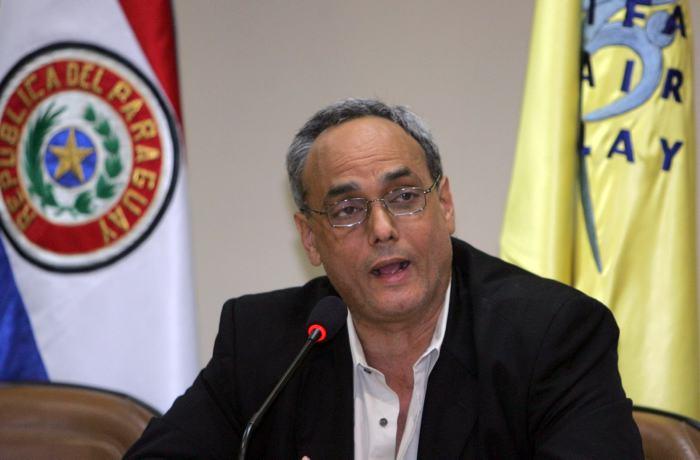 El peruano Burga es el primer dirigente absuelto del FIFAgate