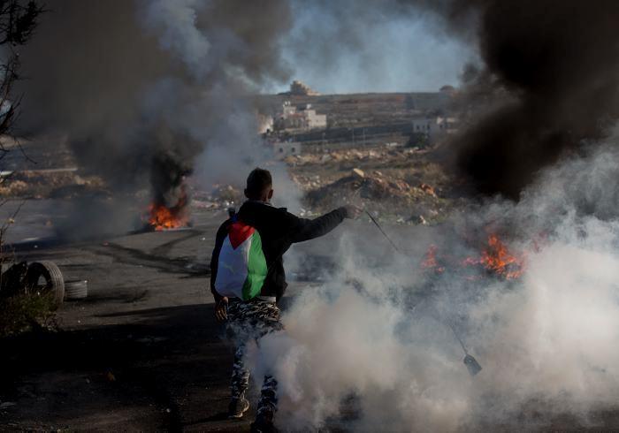 Tercera jornada de violencia deja más de 270 palestinos heridos