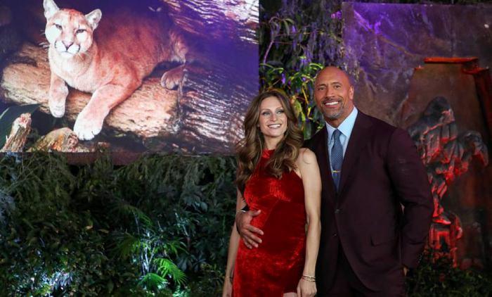 'La Roca' ya tiene su estrella en el Paseo de la Fama