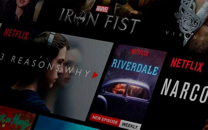 Netflix: Las series