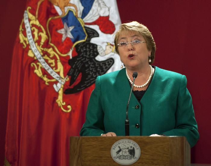 Canciller reitera motivos de viaje de Presidenta Bachelet a Cuba