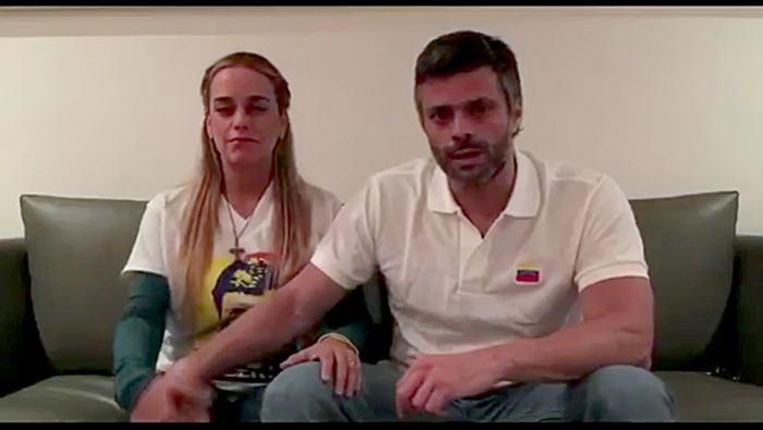 Nace hija de Lilian Tintori y Leopoldo López en Venezuela