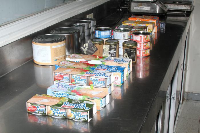 Cómo identificar las latas de atún que tienen exceso de mercurio
