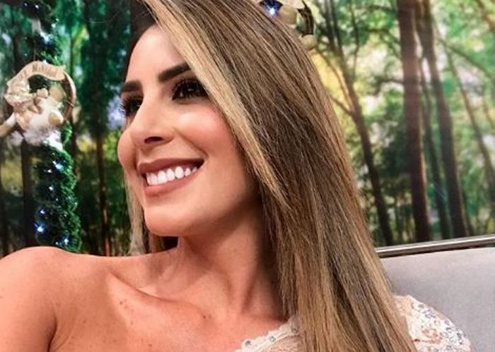 Esta es la presentadora que reemplazará a Carolina Soto en Canal 1