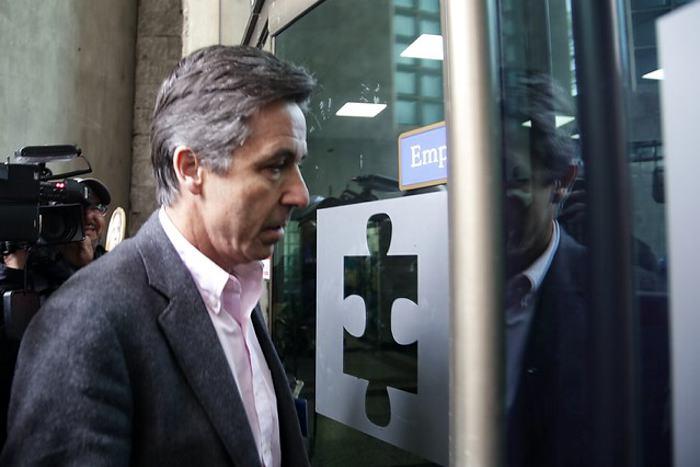 Fiscalía imputará cuatro delitos a ex gerente de la campaña Santos Presidente